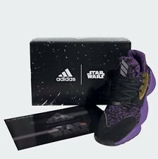 HARDEN VOL. 4 STAR WARS LIGHTSABER PURPLE SHOES ADIDAS limited Rare USsize9