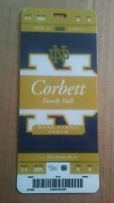 2018 Notre Dame Fighting Irish Pittsburgh Panthers Football Plastic Ticket