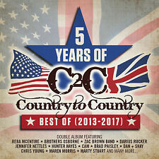 Country to 5 Years of Best 2013-2017 (del Edt) Double CD