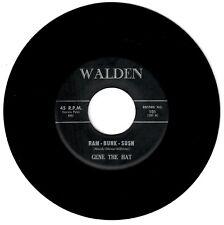 Gene The Hat 1960 Walden 45rpm Ram-Bunk-Sush b/w Jelly Beans cLEAn original