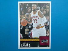 2016-17 Panini NBA Sticker Collection n. 85 Lebron James Cleveland Cavaliers