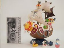 One Piece Memorial Log Ship Thousand Sunny Model Kit Assembly BANDAI PRIZE Figur