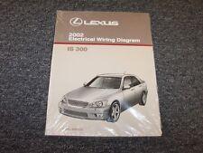 s l225 lexus is300 manuals & literature ebay 2002 lexus gs300 wiring diagram at readyjetset.co