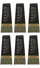 Lot of 6 Thann Rice Bran Oil Soap Bars 1.3oz Bars. Total of 7.8oz Ships Free