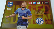 PANINI ADRENALYN XL FIFA 365 2017 UPDATE EDITION LIMITED EDITION GEIS