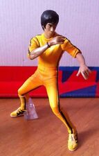 BRUCE LEE ACTION FIGURE PVC GAME OF DEATH  nuovo