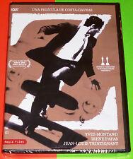 Z Costa-Gavras / Français Español DVD R ALL Precintada