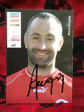 Autogramm MARCO ZWYSSIG-Nationalteam SCHWEIZ-Ex-FC St.Gallen/Gossau/Basel-AK