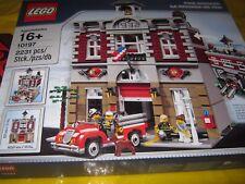 LEGO 10197 Fire Brigade Station Creator ADVANCED MODULAR BUILDING NEW SEALED BOX