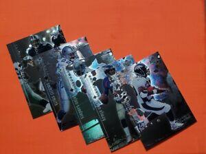 1998 Black Diamond Rookies Football 90 Card Short Set No SPs Favre Emmitt Elway