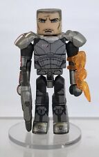 "Minimates Mass Effect Commander John Shepard 2"" Mini Complete GameStop Blind Bag"