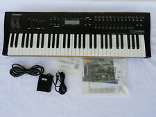 Alesis QS6.1  61-Key 64 Voice Expandable Keyboard / Synthesizer ZT3-6