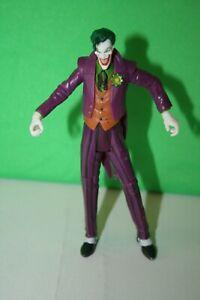 Mattel DC Comic Batman Quick Fire Joker Action Figure 2003