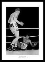 Henry Cooper v Muhammad Ali 1963 World Heavyweight Boxing Photo Memorabilia