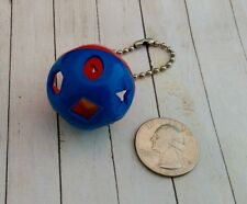 Tupperware Shape Ball Keychain Fob