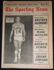 Feb. 10, 1968 The Sporting News LEN WILKENS