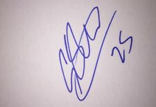 GRAHAM STACK SIGNED 6X4 WHITE CARD SPORT AUTOGRAPH MILLWALL & BARNET R.IRELAND