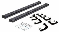 07-17 Toyota Tundra Double Cab Crew Cab Black Running Side Step Boards Nerf Bar