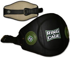 RING TO CAGE Muay Thai Traditional Belly Pad - New!