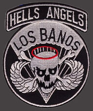 503rd Airborne Hells Angels Los Banos Infantry IRON ON PATCH
