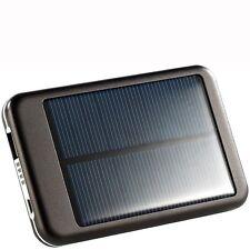 Revolt Solar-Powerbank mit 4.400mAh für iPad, iPhone, Navi, Smartphone