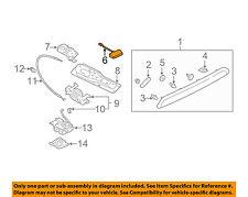 MITSUBISHI OEM 04-07 Endeavor Liftgate Tailgate Hatch-Release Handle MR599766