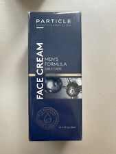 PARTICLE Aesthetic Science for Men Face Cream Men's Formula Daily Care