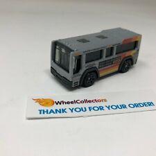 City Bus * Grey * Matchbox LOOSE * F552