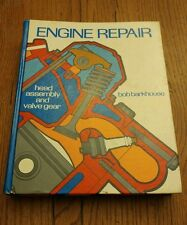 Engine Repair Head Assembly and Valve Gear by Bob Barkhouse (1975) Vintage Nice