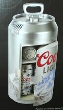 COORS LIGHT MINI CAN FRIDGE REFRIGERATOR THERMOELECTRIC COOLER 12VDC OR 110AC