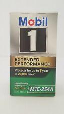 {2} Engine Oil Filters Mobil 1 M1C-254A, oil change, oil filter