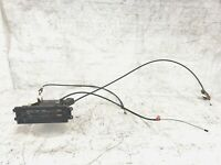 1987-1995 YJ Jeep Wrangler Dash Air Heat HEATER CONTROL Unit Climate Heat Cables