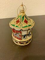 Magical Unicorn Carousel Decorative Ornament