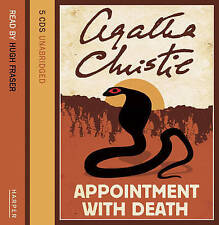 Appointment with Death: Complete & Unabridged by Agatha Christie (CD-Audio,...