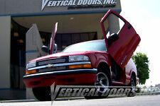 Vertical Doors - Vertical Lambo Door Kit For Chevrolet Blazer 1995-05
