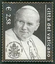 VATICANO 2003 - GIOVANNI PAOLO II - FRANCOBOLLO IN ARGENTO 925/1000 - NUOVO