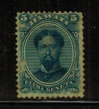 Hawaii #32 1866 Mint No Gum