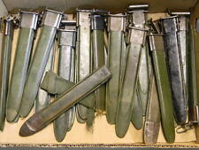 Super Deal! Garand Scabbard Usm7 Various Marking Very Poor Condition Sold As Is.
