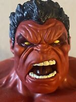 "Marvel Legends RED HULK Target Exclusive Deluxe 6"" Figure Incredible LOOSE!"