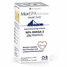 Minami Nutrition MorEPA Platinum Capsules - Pack of 60