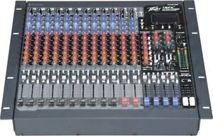 Peavey 16 FX 16-Channel Compact Mixer with Effects