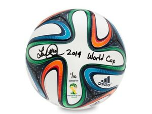 "Landon Donovan Signed Autographed Soccer Ball Inscribed ""2014 World Cup"" /10 UDA"