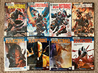 Deathstroke Graphic Novel Lot TPB Omnibus New 52 Rebirth Vol 1 2 3 4 Batman DC