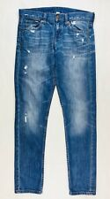 Banana Republic Women's Jeans Size 26 Straight Leg Distressed Stretch