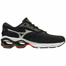 NEW Mizuno J1GC200116 WAVE CREATION 21 BLACK Running Shoes For Men's