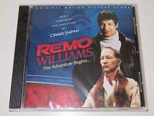 CRAIG SAFAN/REMO WILLIAMS - THE ADVENTURE BEGINS(PERSEVERANCE PRD 010) CD ALBUM