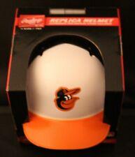 Baltimore Orioles Rawlings Mini Replica Batting Helmet - Brand New in Box