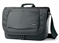 "Samsonite Xenon 2 15.6"" Laptop / MacBook Pro Black Messenger Bag - New"
