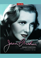 Jean Arthur Drama Collection (DVD 4-Disc Set) Whirpool / Party Wire + New!