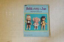 1967 Whitmans paper dolls
